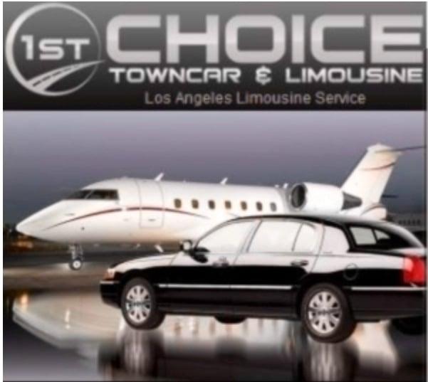 St Choice Town Car Service Lax