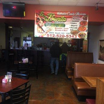 Photo Of La Bonita Mexican Restaurant Austin Tx United States