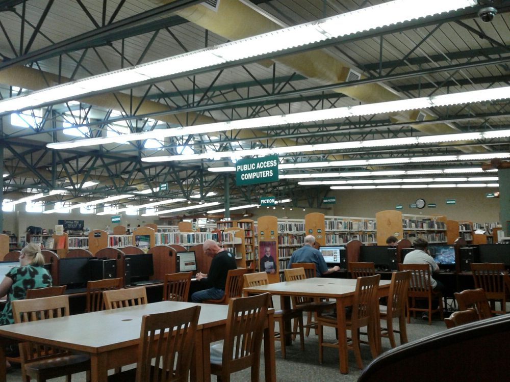 Crawford County Library: 201 Plum St, Grayling, MI
