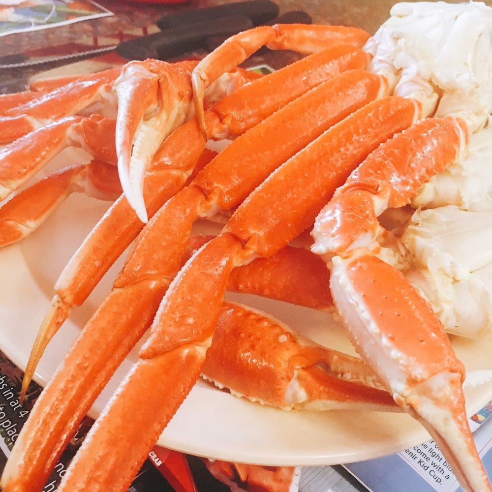 Giant Crab Seafood Restaurant Myrtle Beach