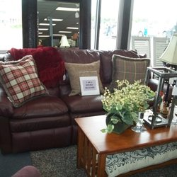 Awesome Photo Of Couches To Curios   Overland Park, KS, United States. Leather  Double
