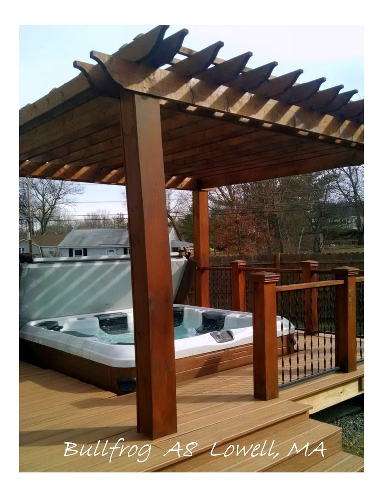 Photo Of Oasis Hot Tub Sauna Nashua Nh United States A