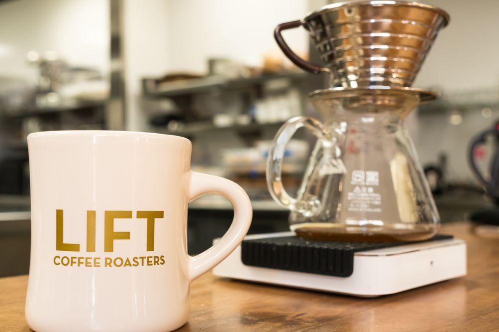 Lift Coffee Roasters: 6701 Greenleaf Ave, Whittier, CA