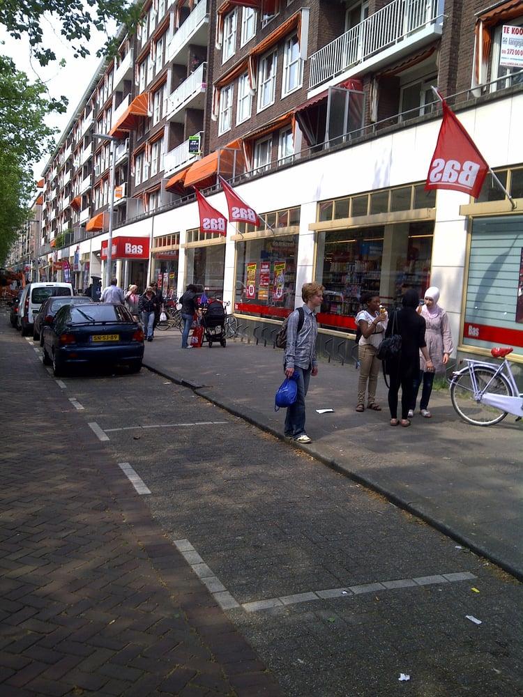 BAS van der Heijden   GESLOTEN   Supermarkten   Goudsesingel 19 23, Rotterdam, Zuid Holland