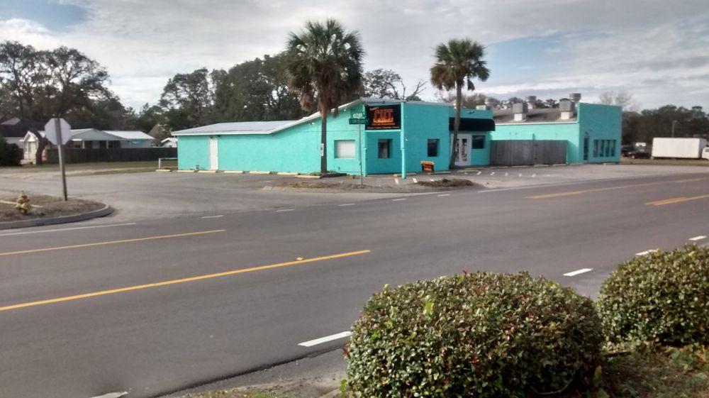 Swain's Cut: 8317 E Oak Island Dr, Oak Island, NC