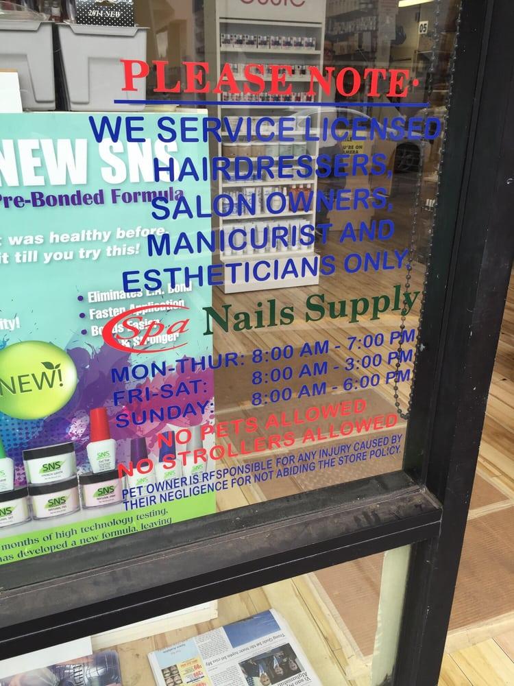 Spa Beauty Supply: 9216 Valley Blvd, Rosemead, CA