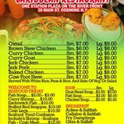 Photo Of Pon Di Riva Caribbean Restaurant Ossining Ny United States This