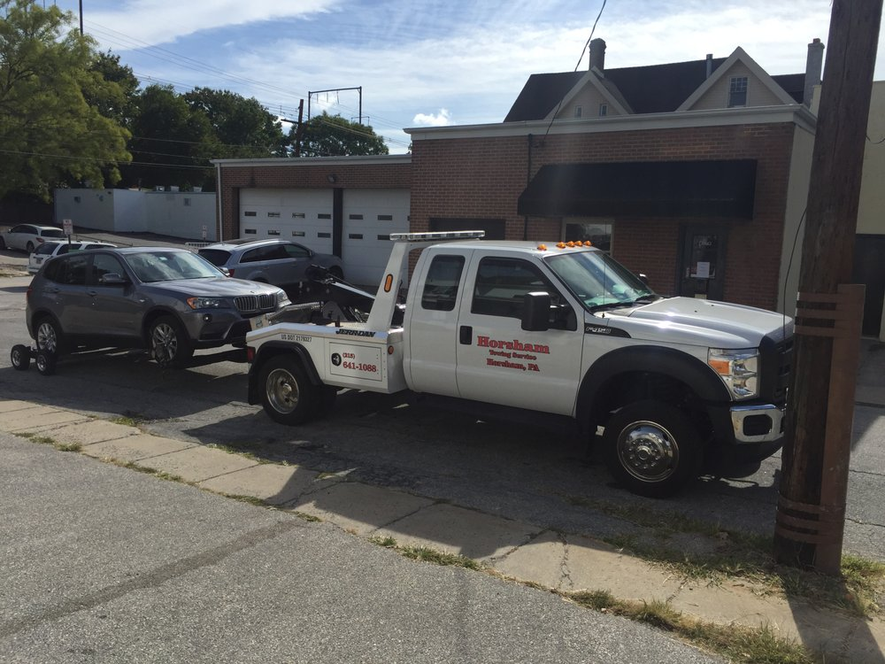 Towing business in Abington, PA