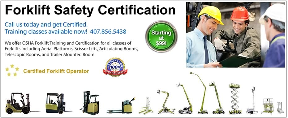 American Lift Training Specialty Schools 599 Kissimmee Ave