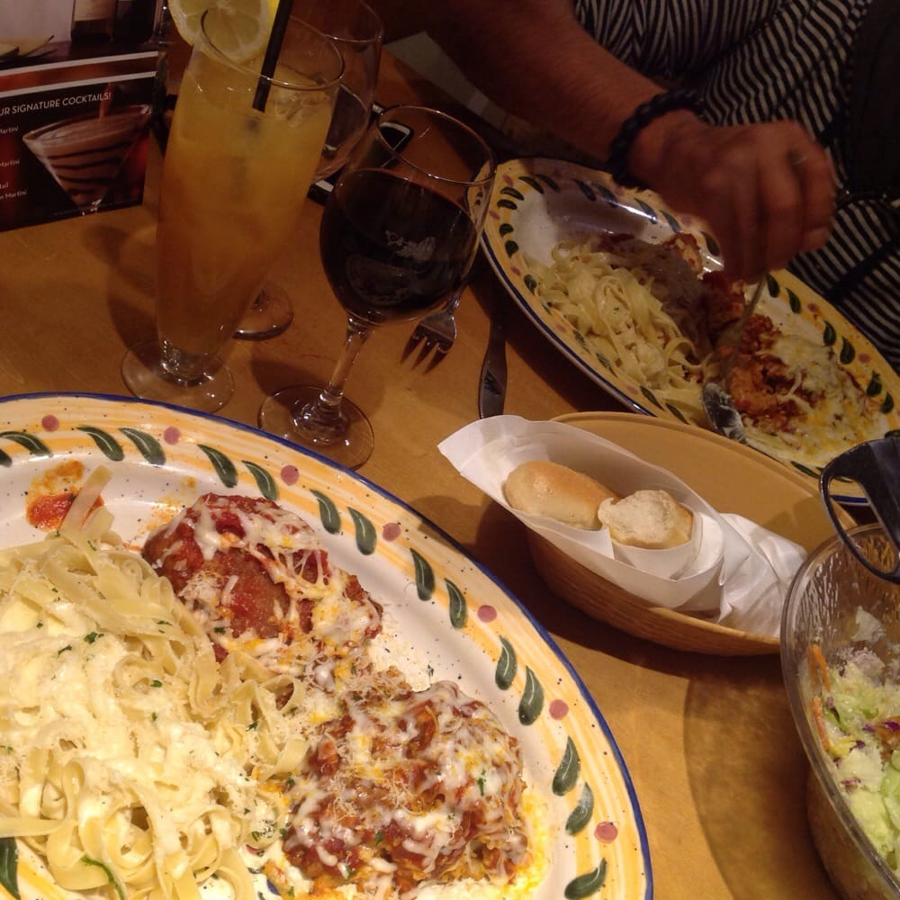 We both like tour of italy yelp - Olive garden italian restaurant las vegas nv ...