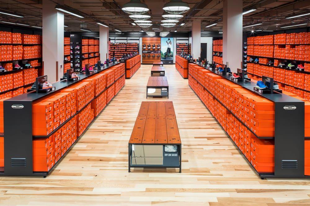 Nike Factory Store: 27641 San Bernadino Ave, Redlands, CA