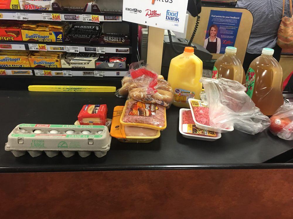 Dillon Stores: 7707 E Central Ave, Wichita, KS