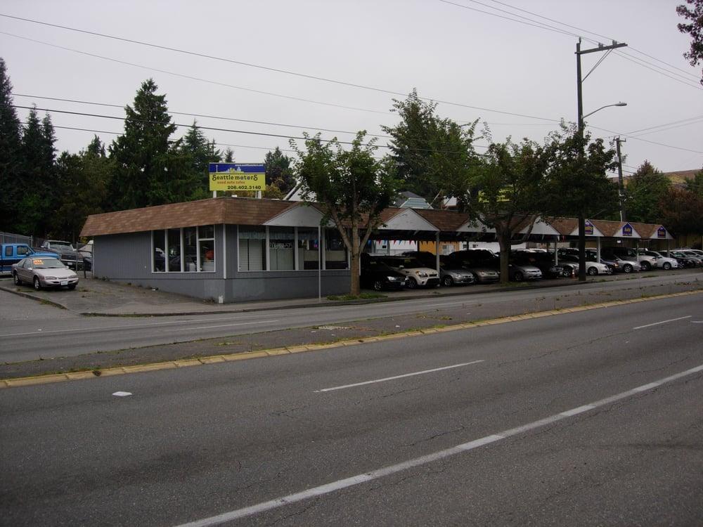 Seattle Motors Car Dealers 8101 Aurora Ave N