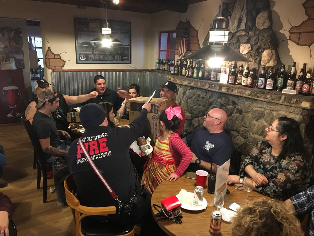 Hub City Brewing: 202 Desoto Ave, Belen, NM
