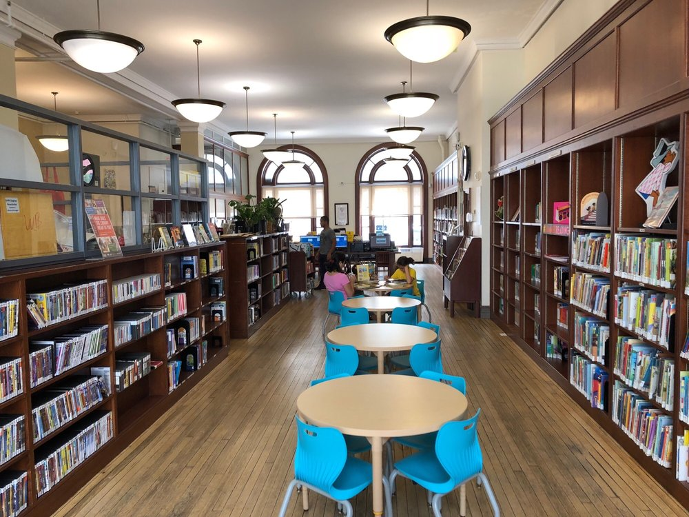 New York Public Library - Webster - (New) 23 Photos & 16