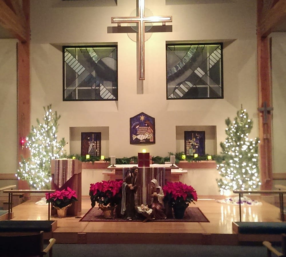 Episcopal Church of the Resurrection: 1131 S Main St, Centerville, UT