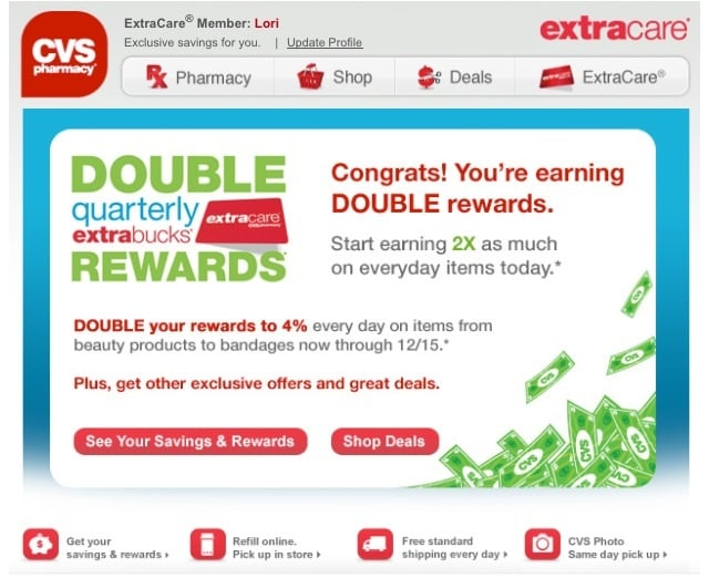 how to get a cvs card online