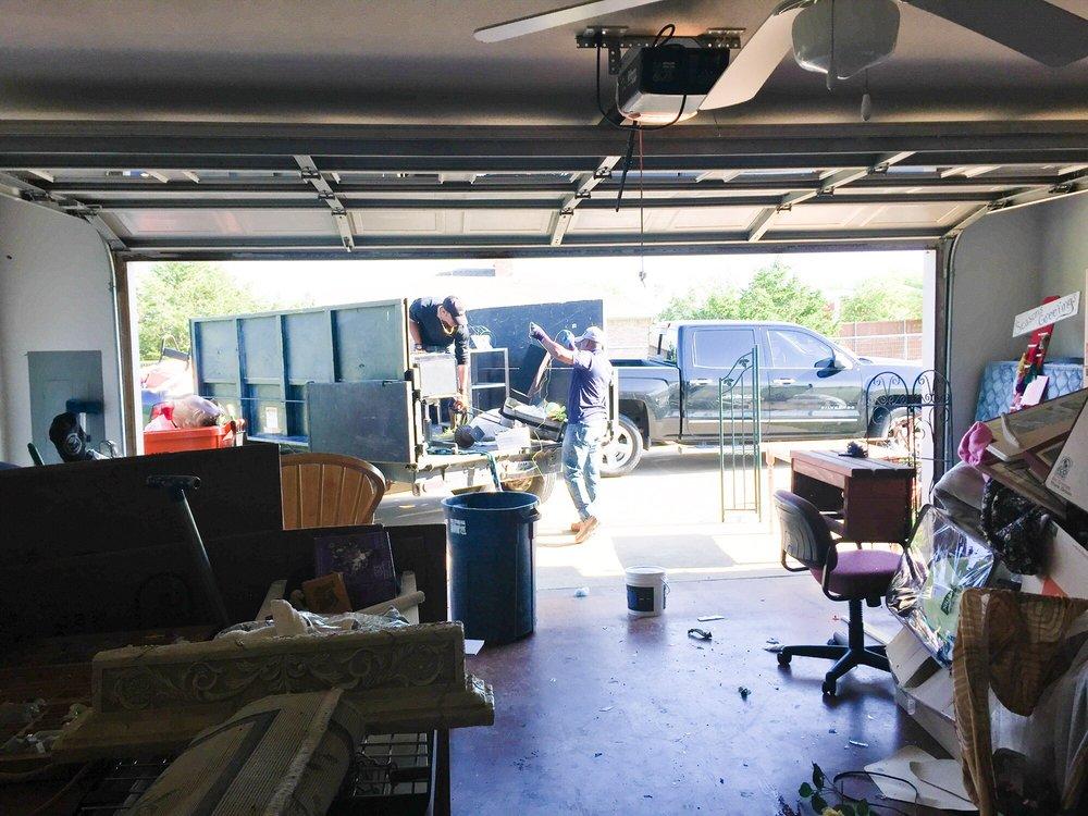 Easy Pickup Junk Removal: McKinney, TX