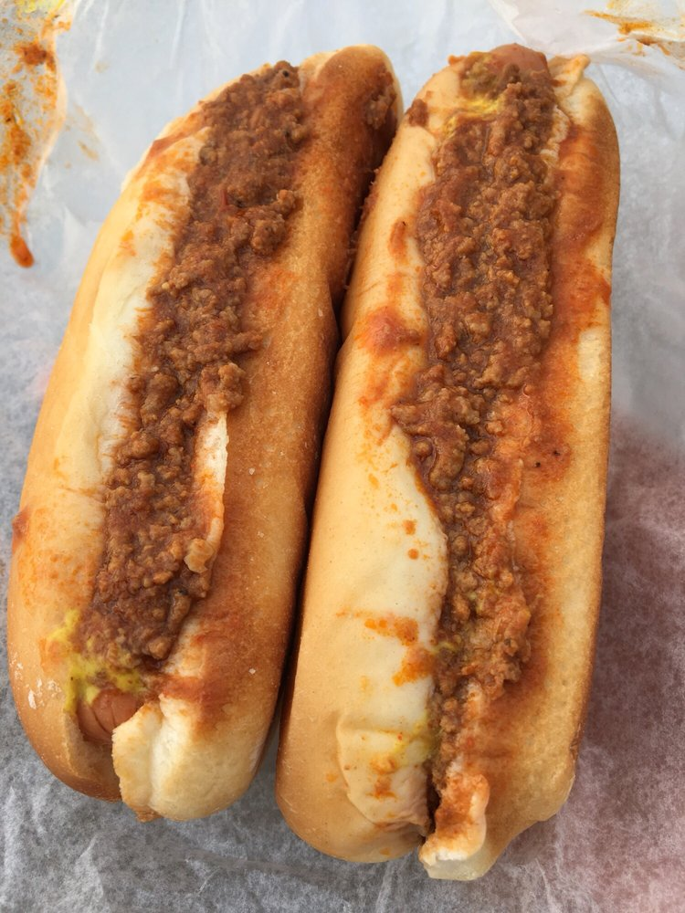 Sam's Hot Dogs: 4012 Malden Dr, Charleston, WV