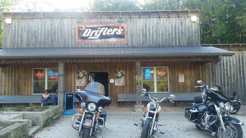 Drifters Bar & Grill: 7639 S St Hwy 135, Pekin, IN