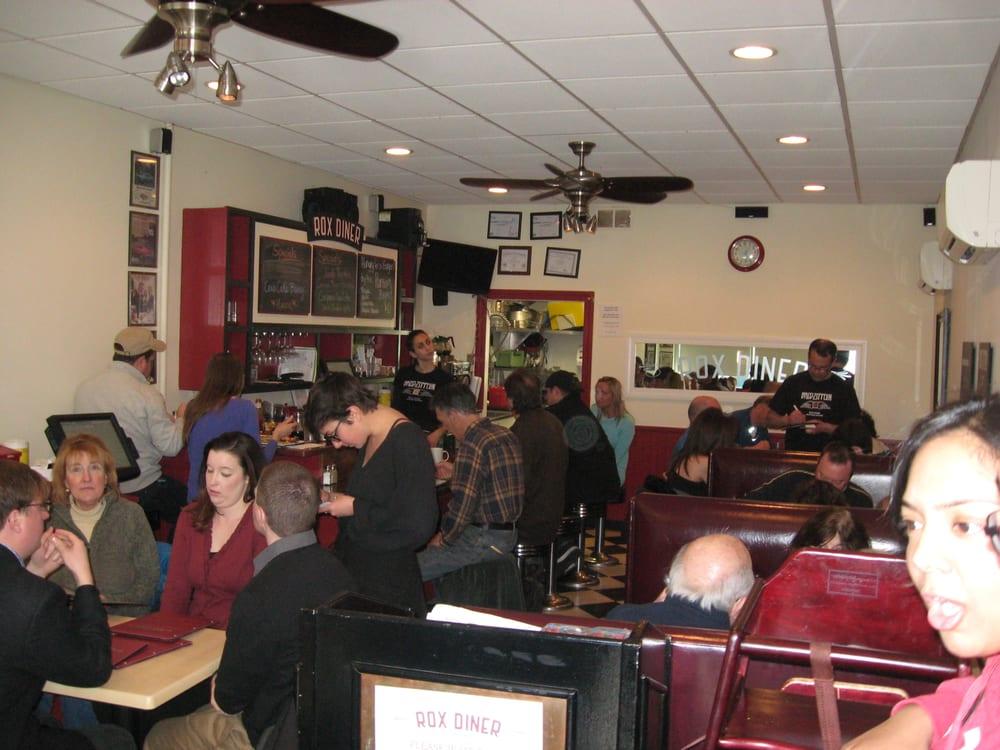 Rox Restaurant West Roxbury Ma