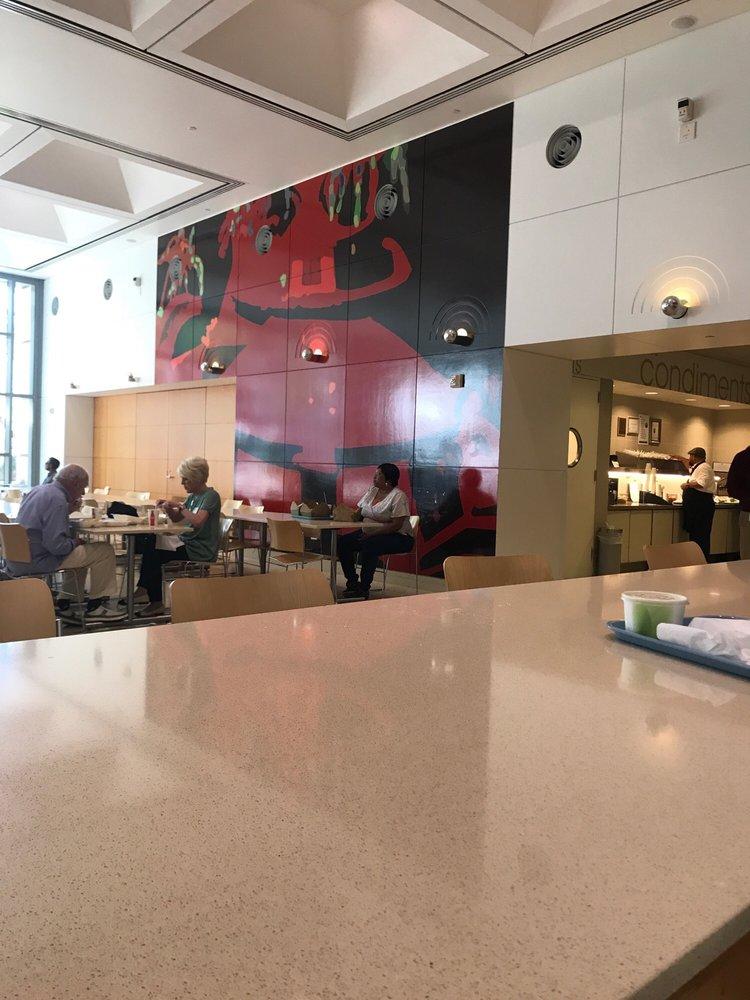 UCLA Medical Center Cafeteria