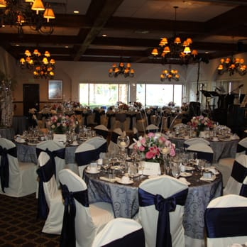 Photo Of Lovely Chair Covers   San Diego, CA, United States. Navy Organza