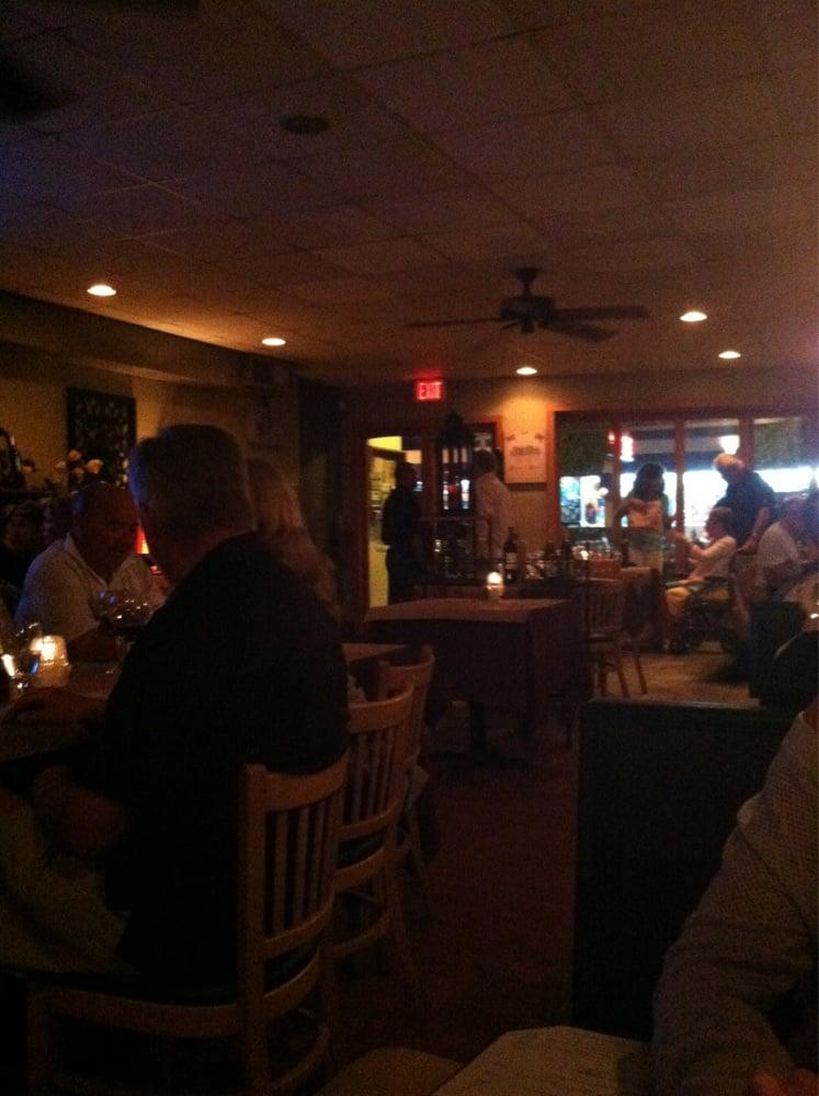 Cafe Luna St Pete Beach Fl
