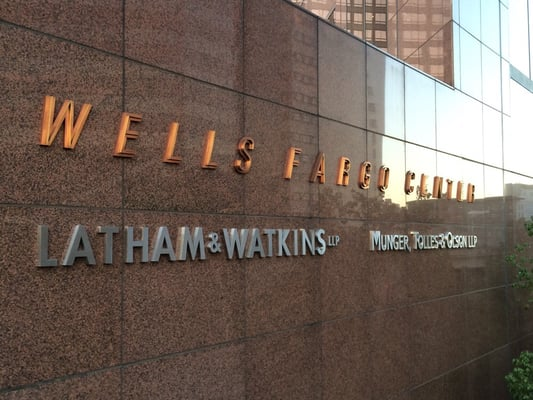 Latham & Watkins LLP - Business Law - 355 S Grand Ave, Downtown ...