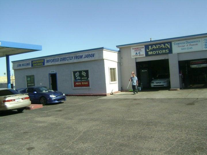 japan motors auto repair 2638 e main st mesa az