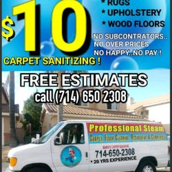 Photo of Mario Carpet Cleaning - Lake Forest, CA, United States. 20 yrs