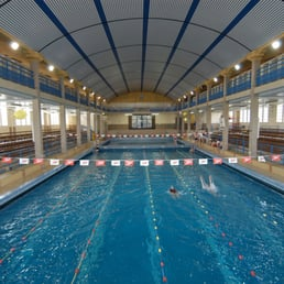 Piscine nakache 15 reviews swimming pools all es gabriel bienes ile du ramier toulouse - Bassin naturel piscine toulouse ...