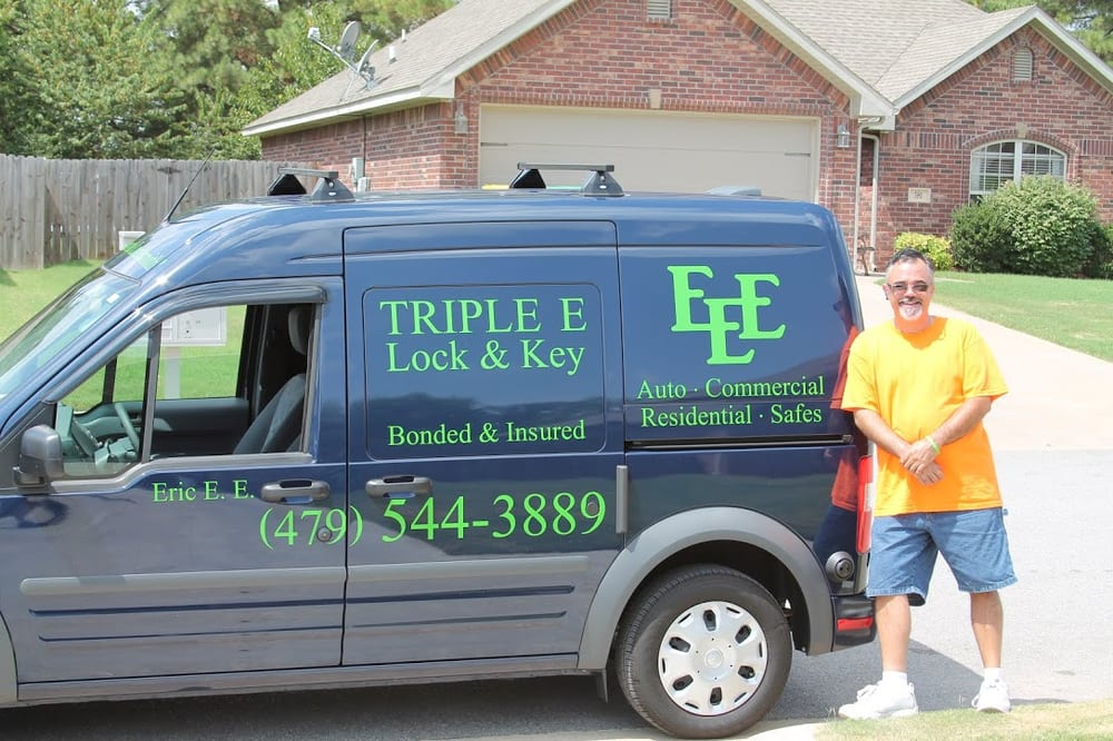 Triple E Lock & Key: Bentonville, AR