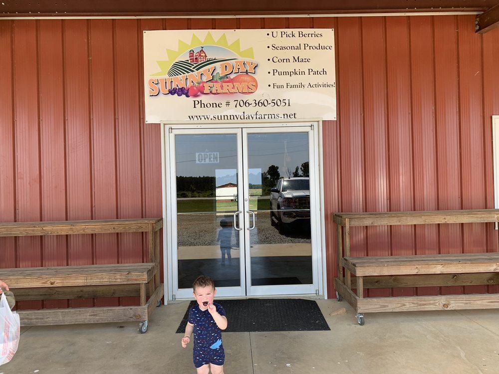 Sunny Day Farms: 6353 US Hwy 1 N, Louisville, GA