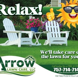 Garden Furniture Virginia Beach arrow lawn care - landscaping - 5817 pontiac rd, virginia beach