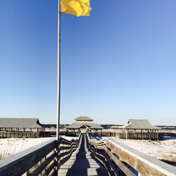Photo Of Navarre Beach Park Fishing Pier Fl United States Large