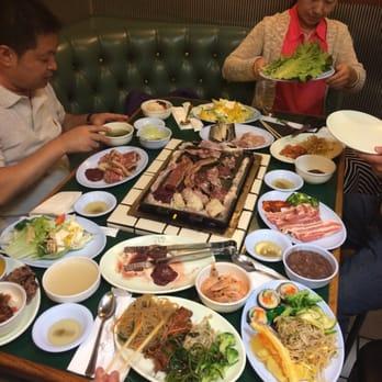 Choeng Wun Korean Bbq Buffet Restaurant 120 Photos 187 Reviews