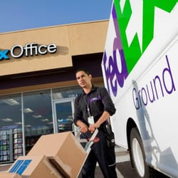 photo of fedex office print ship center west sacramento ca united states
