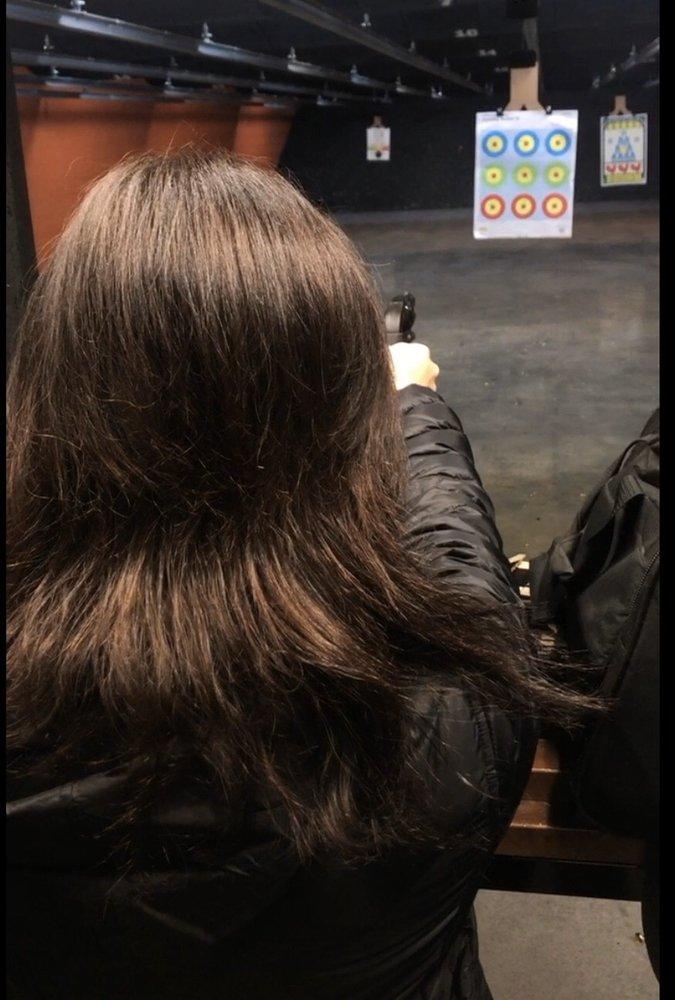 Social Spots from Point Blank Range & Gun Shop