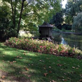 Jardin du Grand Rond - Rond-Point Boulingrin, Grand Rond ...