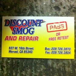 smileys smog merced ca coupon