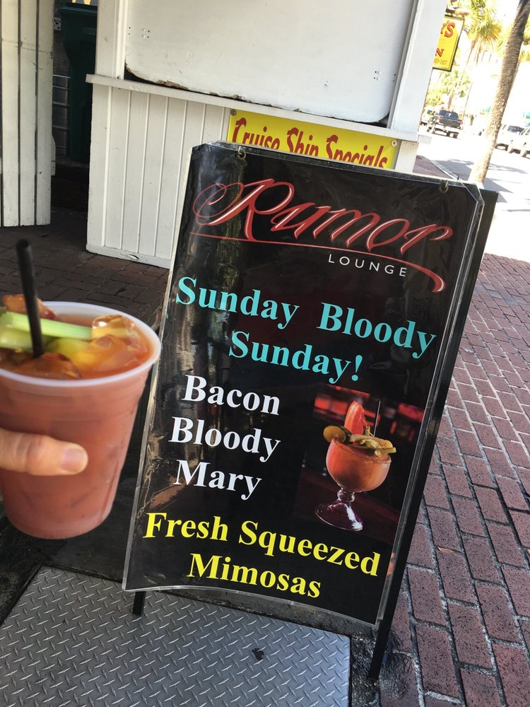 Rumor Lounge: 430 Greene St, Key West, FL