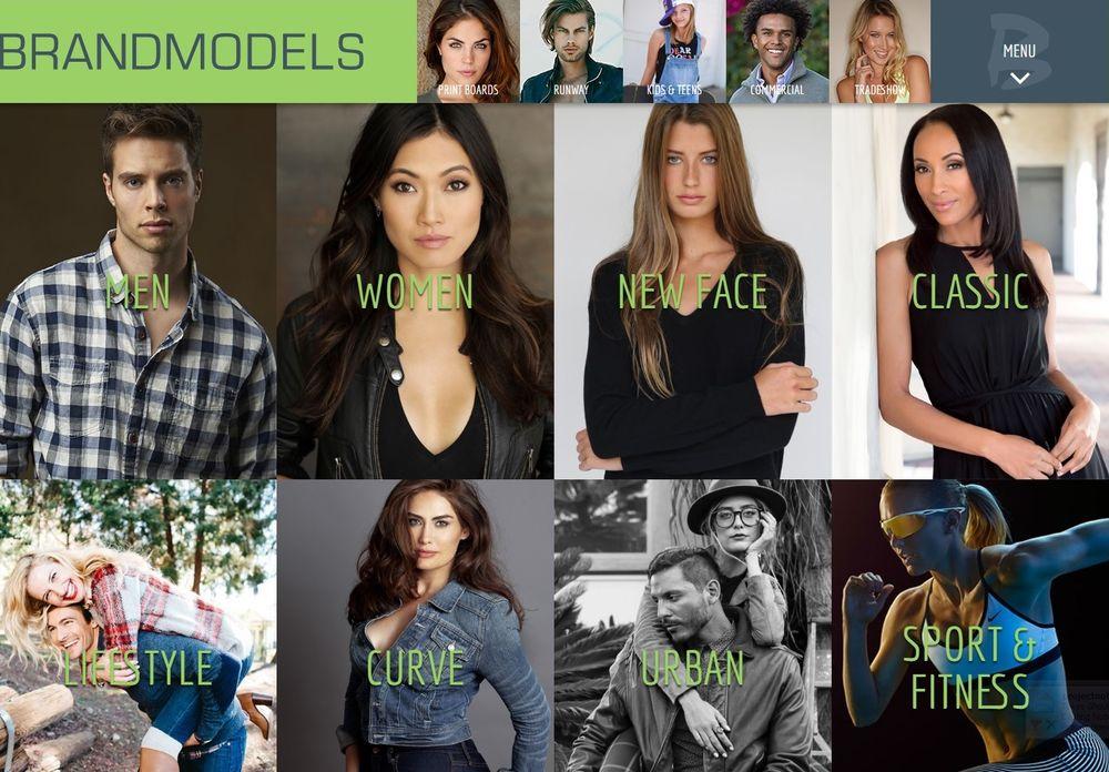 Brand Model & Talent Agency: 601 N Baker St, Santa Ana, CA