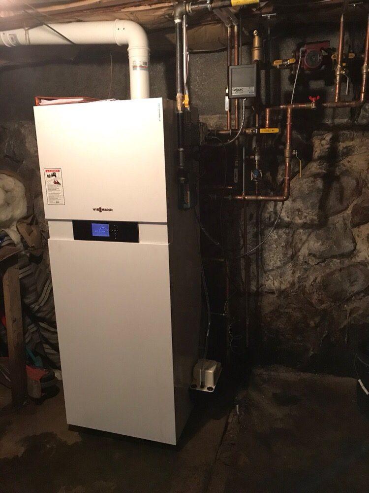 Card Heating & Cooling: 51 N River Rd, Milford, NH