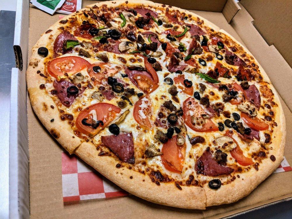 Marco Polo Pizza