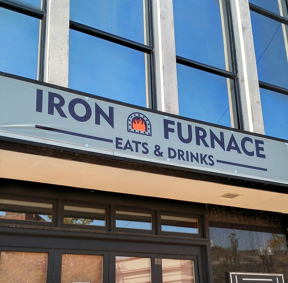 Iron furnace 40 photos 76 reviews american for 5th avenue salon hilton head
