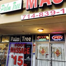 Photo of Palm Tree Foot Massage - Westminster, CA, United States. FRONT