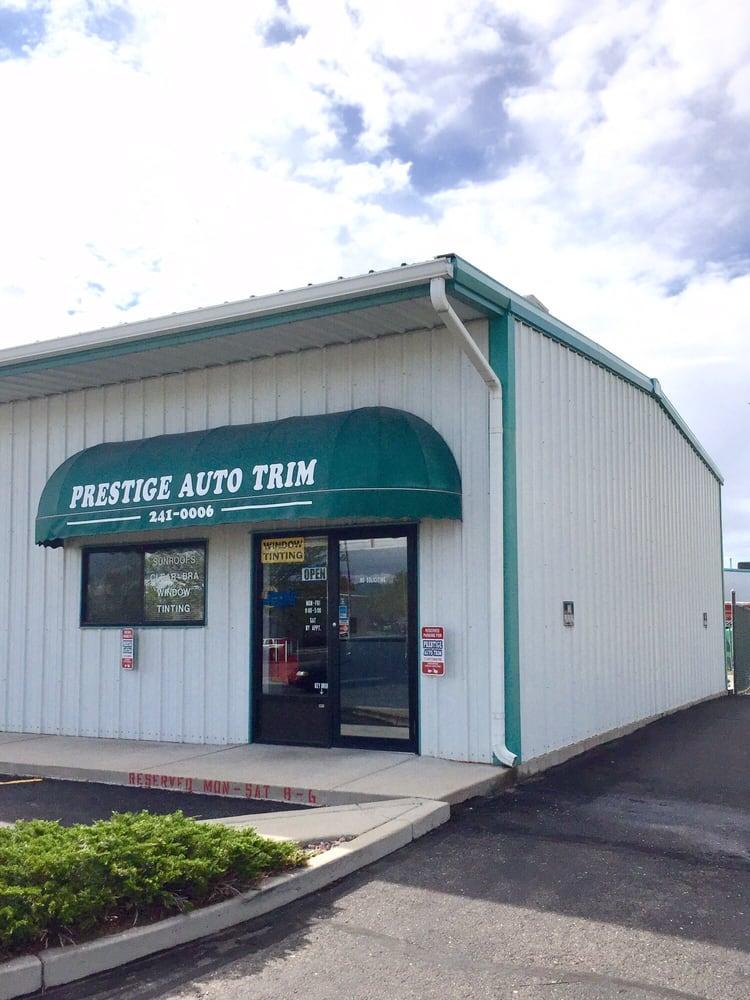 Prestige Auto Trim: 573 S Commercial Dr, Grand Junction, CO