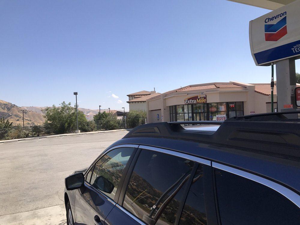 Chevron: 550 Wainright Ct, Lebec, CA