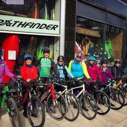 Pathfinder of WV - Bikes - 235 High St, Morgantown, WV